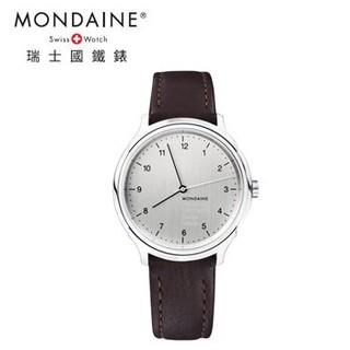 【✈️長榮航空免稅代購✈️】瑞士國鐵 Mondaine 設計手動上鏈機械錶 100%長榮航空購入 正品 手錶 男錶 禮物 臺中市