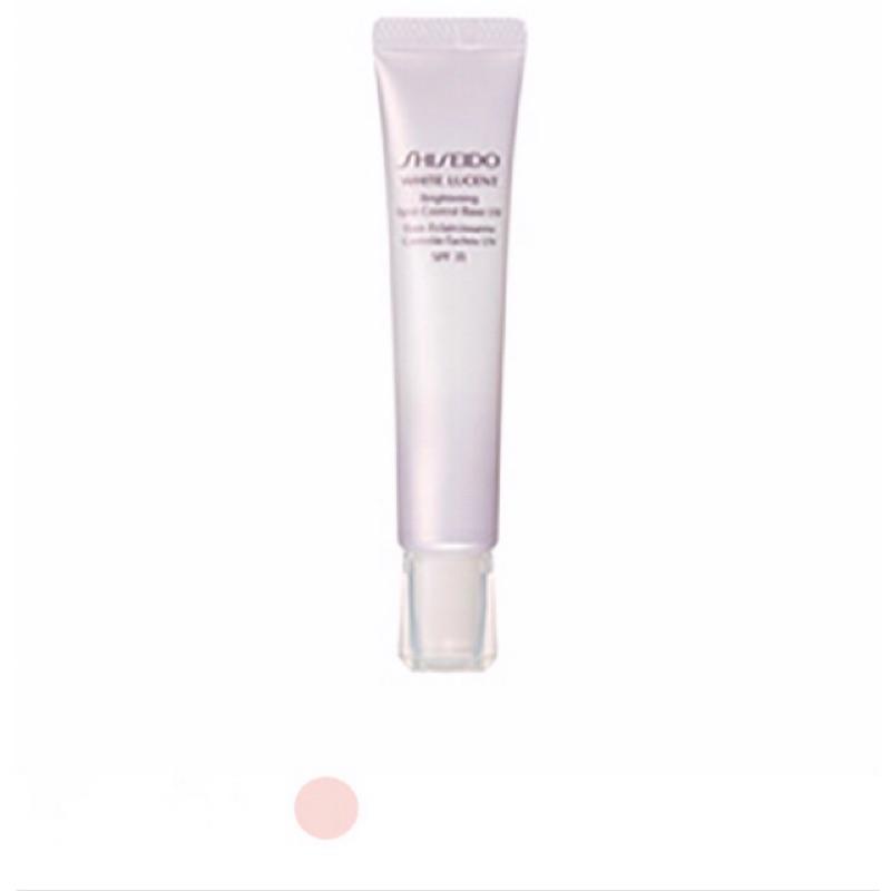 Shiseido 資生堂美透白淡斑呵護素30ml-淡粉色(保存2021.05)☝️75折