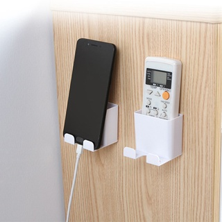 手機壁掛架智能手機掛壁掛收納架安裝手機壁掛架充電座遙控器