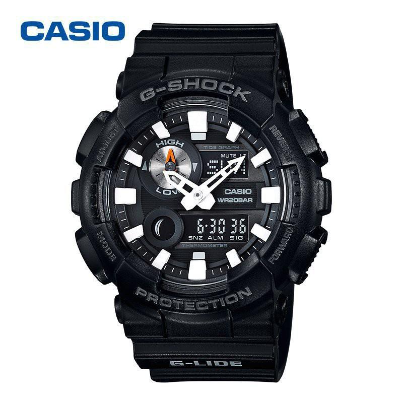 "EyQU ""卡西歐""GAX-100B-1A 多功能腕錶 運動錶 石英 電子錶 VG6M Gba6"