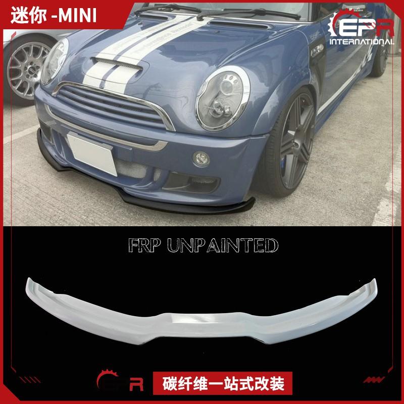 熱銷:2003至07款 迷你 Mini Cooper R53 DAG前包 前唇小包 JCW前杠前铲/Yz