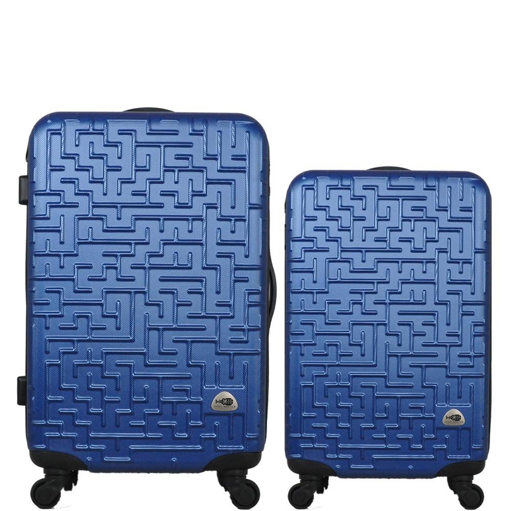 Just Beetle 迷宮系列ABS輕硬殼 24寸 20寸旅行箱 行李箱