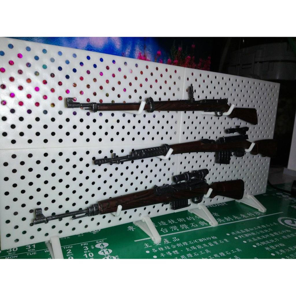 1:6二戰步槍 火箭筒 兵人武器 步槍 狙擊槍 金屬質感 舊化處理 拍照效果好 場景模型 不可擊發 非瓦斯 CO2 BB