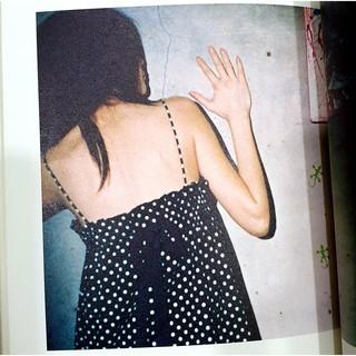 a la sha 絕版 2Way 白底黑點點兩穿傘狀小洋裝│裙子 M 桃園市