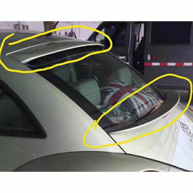 德國福斯VW Beetle原裝進口VOTEX尾翼