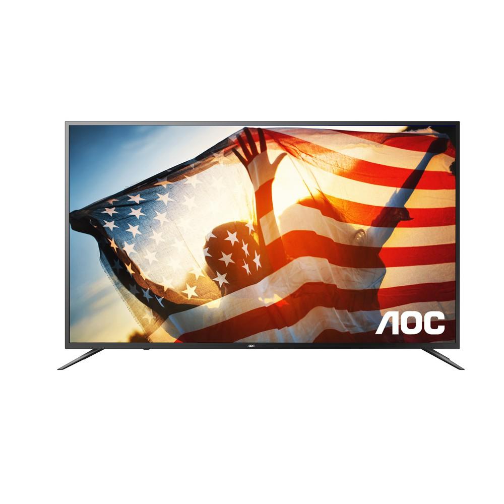 (可議價)美國AOC 50吋 4K HDR+智慧聯網淨藍光液晶顯示器50U6090