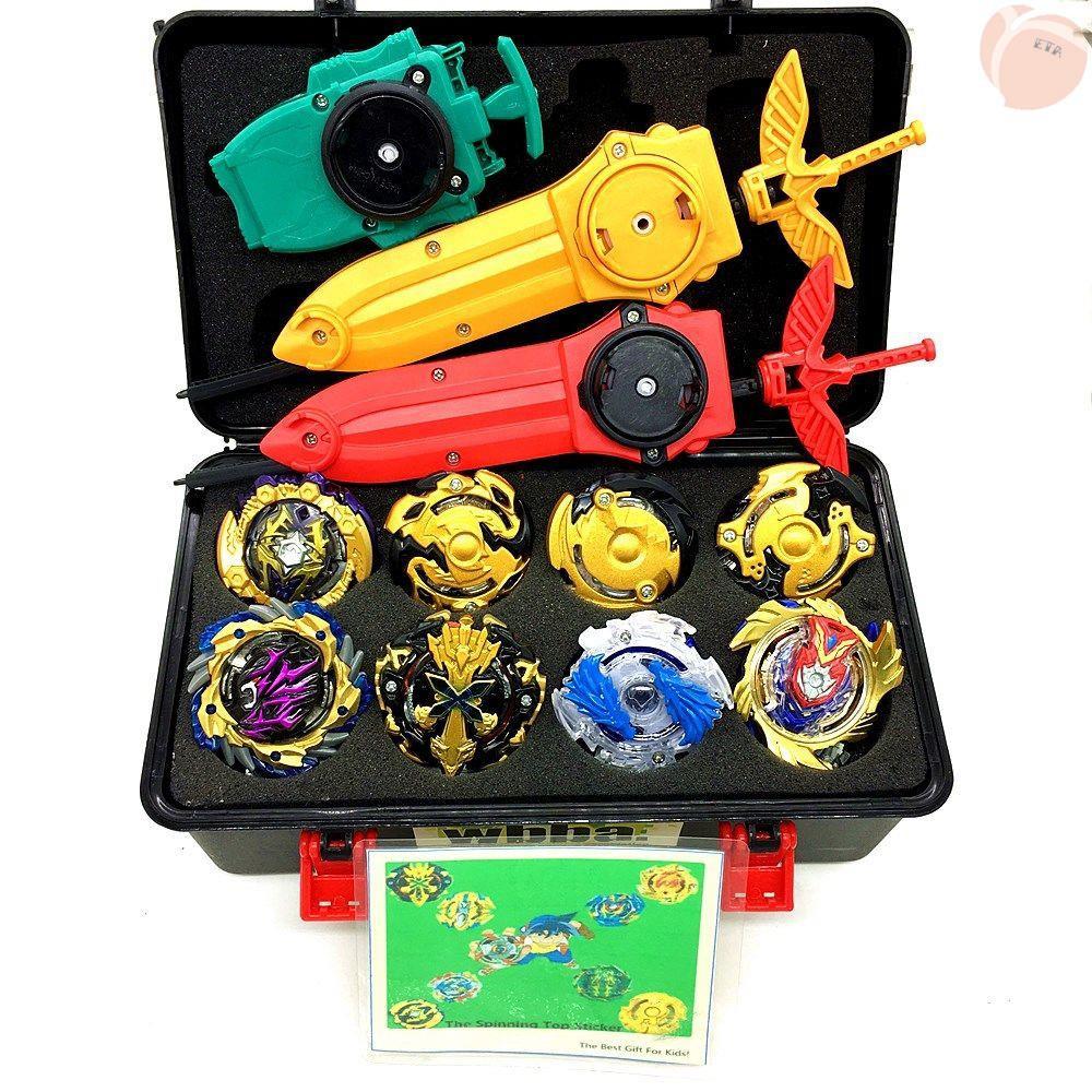 阿桃 戰鬥陀螺  爆裂陀螺 套裝 帶發射器 金色陀螺 B41 B42 B35 B48 B66B96陀螺 玩具