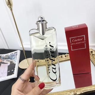 現貨*Cartier Declaration 卡地亞宣言男性淡香水100mL