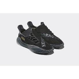 【美國鞋校】預購 adidas Kamanda Neighborhood Black B37341 黑色