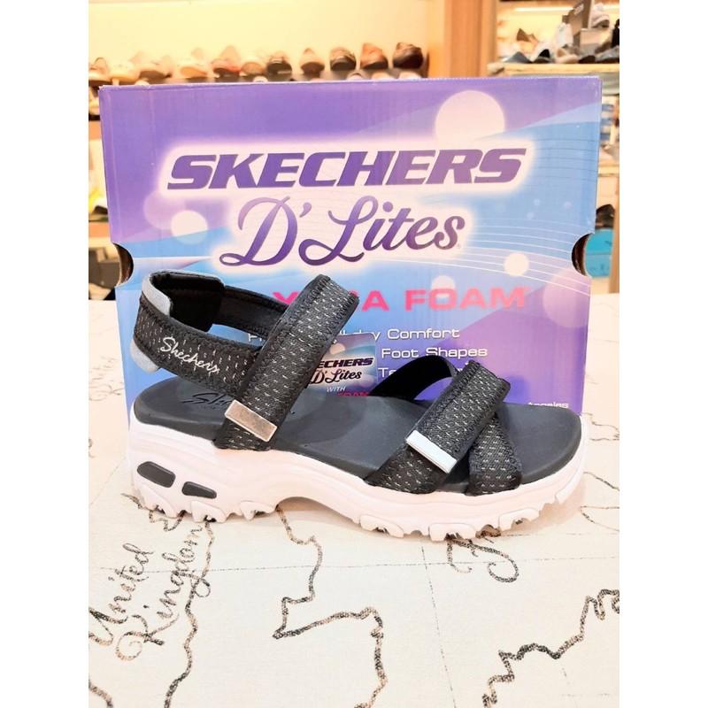 SKECHERS 女休閒系列涼鞋 D`LITES 原價2090特價1670
