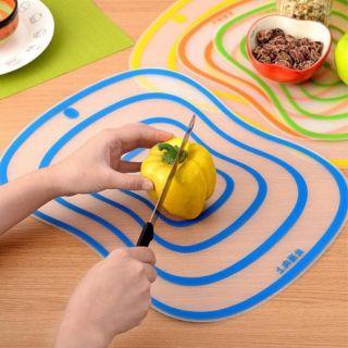 【麥烘焙材料】大號磨砂菜板  現貨 烘焙用品  廚房料理  家庭 健康 環保材質