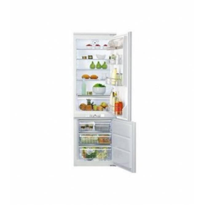 【INDESIT】全崁式 智能氣冷冰箱 IB-7030-F-TW