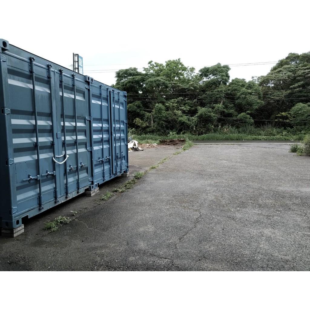 貨櫃 空間出租 20呎 貨櫃出租 網拍 倉庫 迷你空間