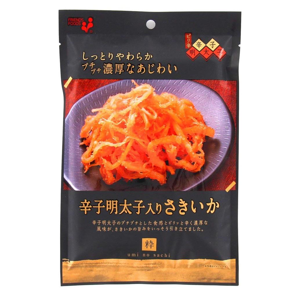 【預購】日本製 井上食品 辛子明太子 海膽醬油 炭燒 魷魚絲 泡菜干貝唇 下酒菜 桃子小姐日貨 同學來了介紹款