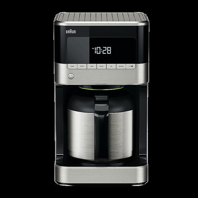 現貨 免運 Braun博朗 KF7125美式咖啡機 家用全自動辦公室 滴濾式煮咖啡壺