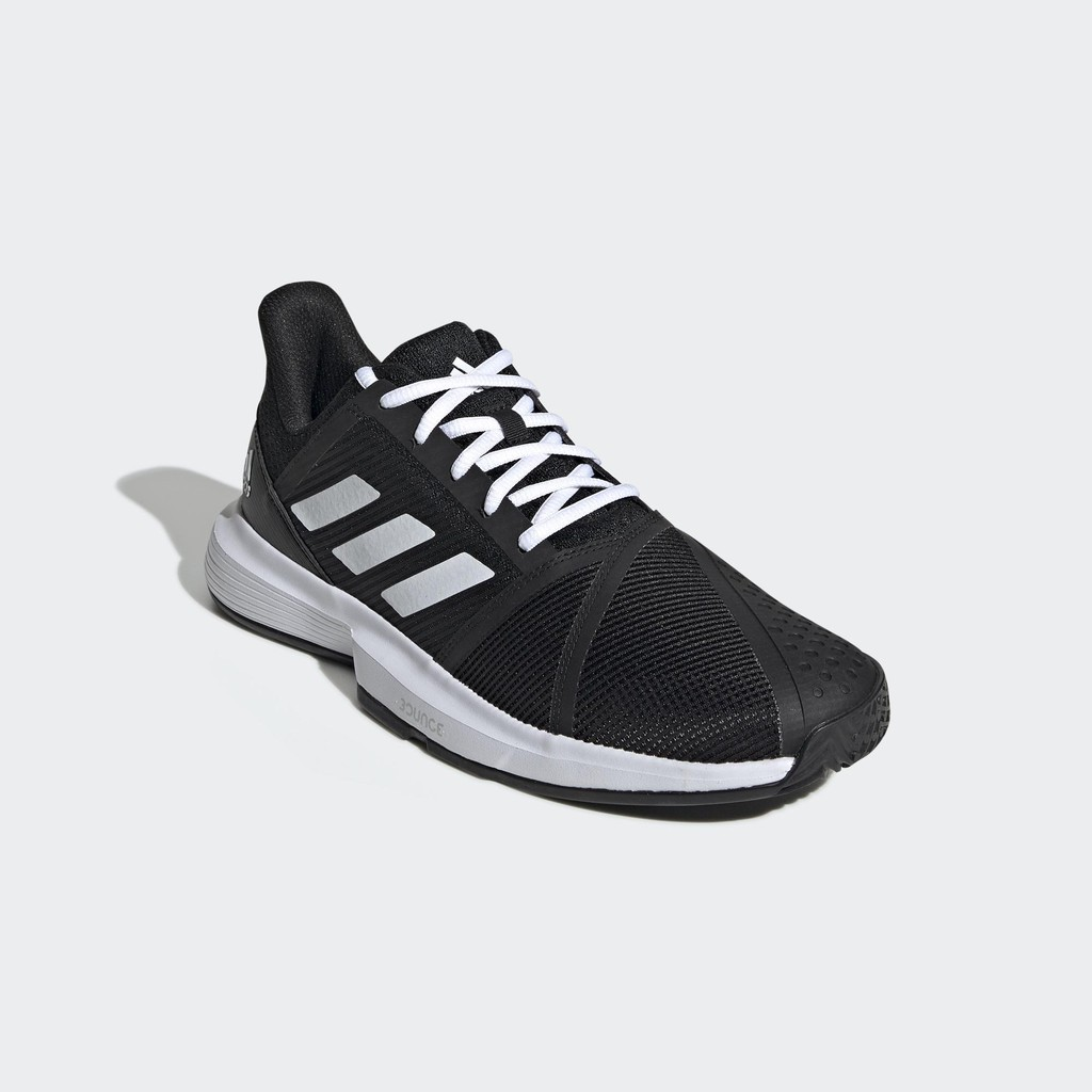 ADIDAS 20SS 男網球鞋 運動鞋 COURTJAM BOUNCE SHOES系列 EG1136 贈護腕【樂買網】