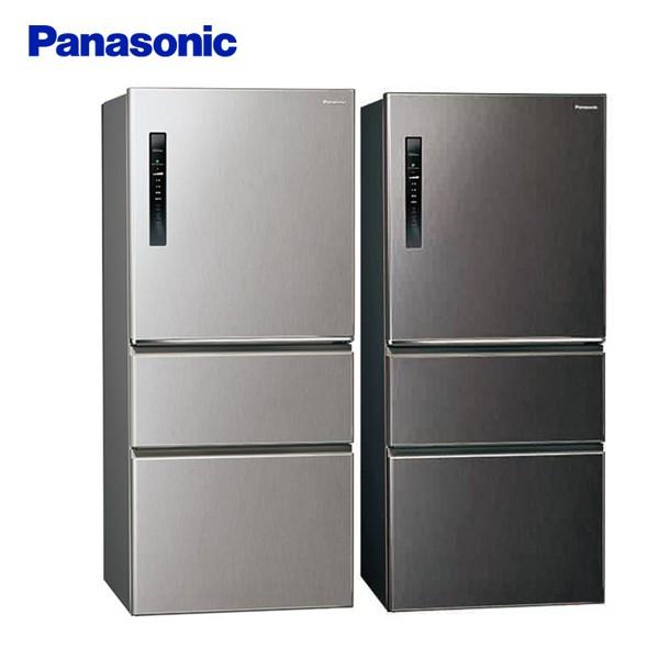(限南區配送)『Panasonic』 - 國際牌 610L三門1級變頻冰箱NR-C610HV *免費基本安裝*