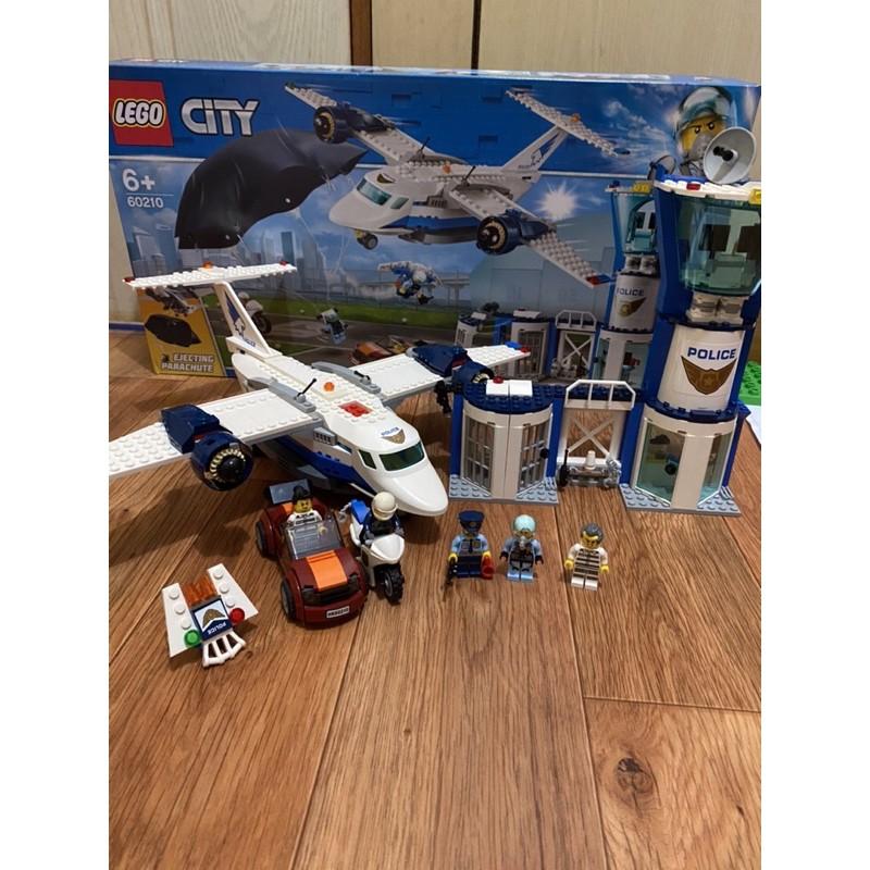 免運費。2手 樂高 LEGO 60210 城市系列