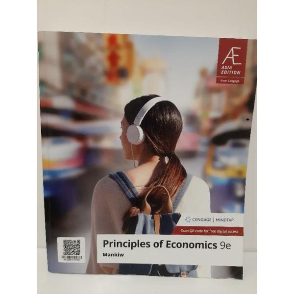 Principles of Economics 9e 大學經濟用書