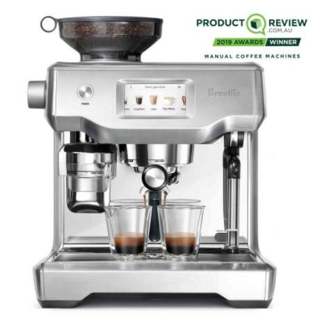 全新 澳洲代購  Breville BES990 Oracle Espresso Touch  智能精品 咖啡機 智慧型