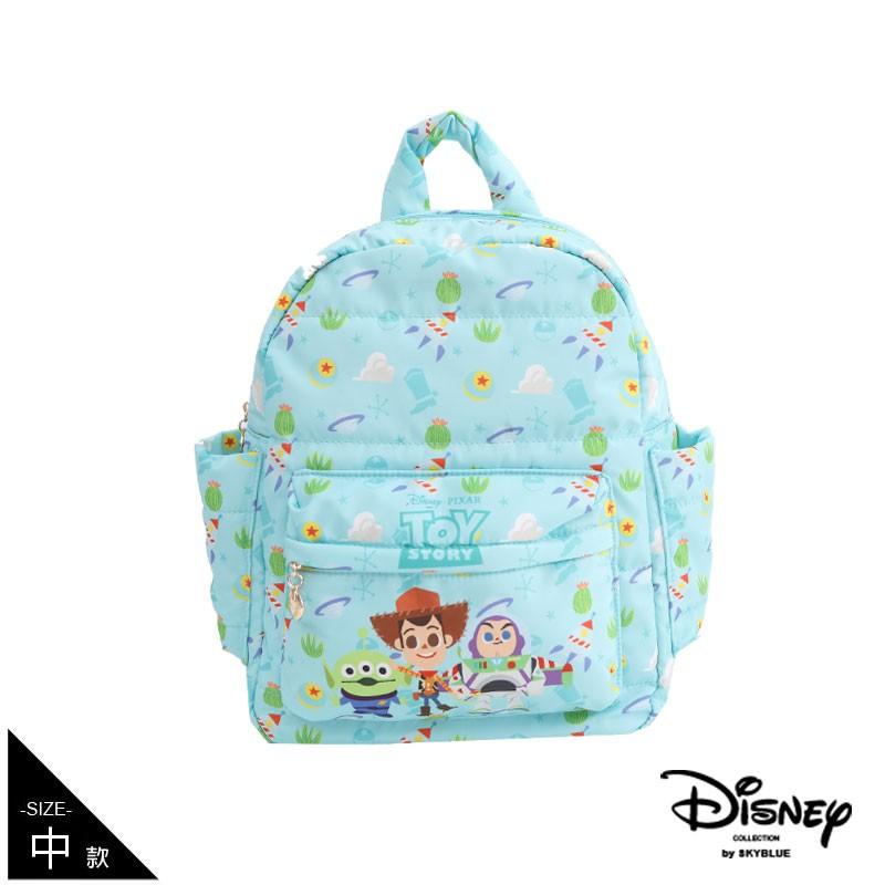 天藍小舖-迪士尼系列歡樂玩具總動員款保冷多功能後背包/媽媽包(中)-單1款-A12122004