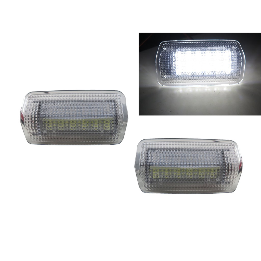 卡嗶車燈 TOYOTA 豐田 Previa/Estima XR50 06-Present  LED - 室內門邊燈