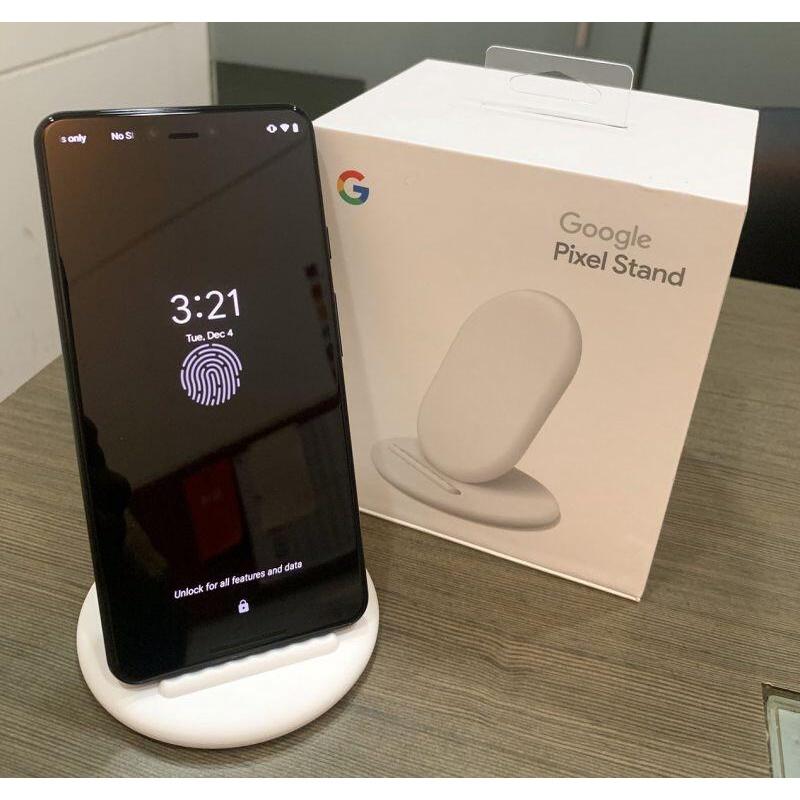 谷歌原廠 Google Stand 無線快速充電座※台北快貨※最佳化充電效率 Pixel 3/XL,4/XL,5 5G