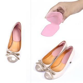 【allbuy】2合1矽膠腳跟+腳跟貼+T型設計後跟貼 雙效防護後跟貼 防磨腳貼 防磨腳後跟墊 加厚墊 矽膠貼