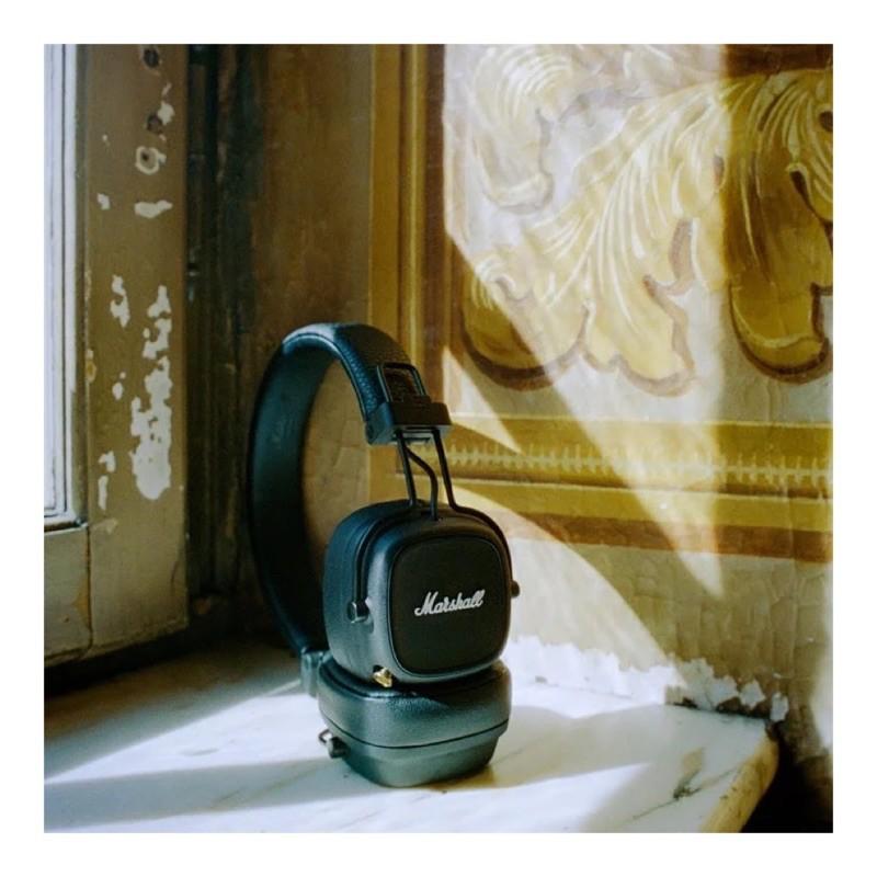 Marshall Major IV 藍牙耳罩式耳機🎧