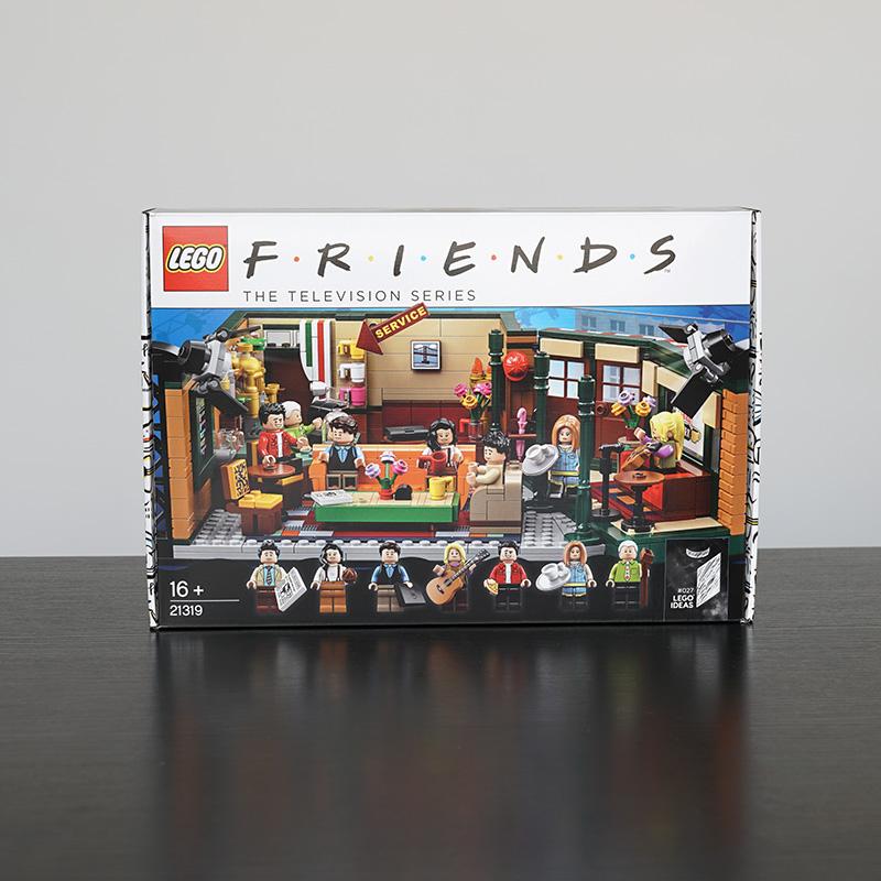 現貨正版 LEGO樂高 IDEAS系列 21319 六人行 老友記 咖啡館 美劇 男孩 收藏 拼裝積木 玩具