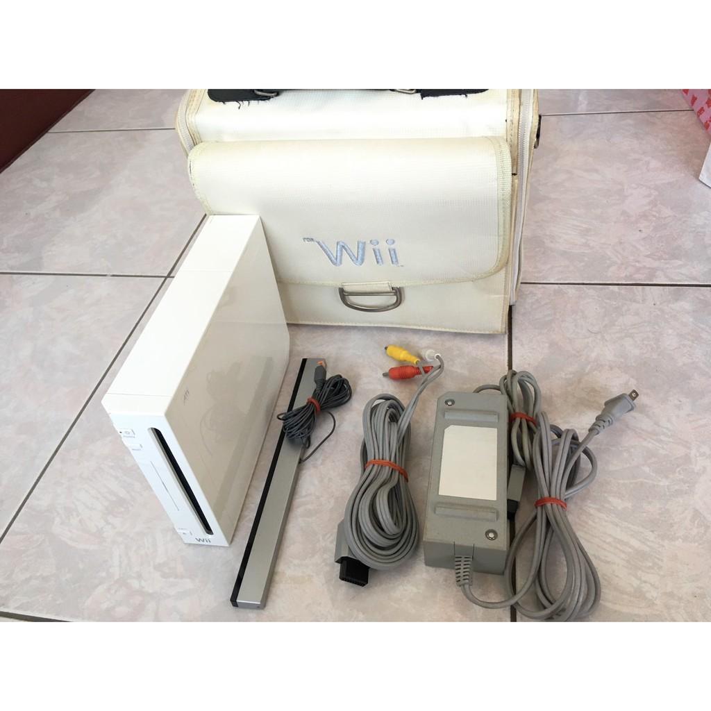 【售1500元】日規 任天堂 Wii主機 Wii 遊戲主機 非 WiiU Switch NS