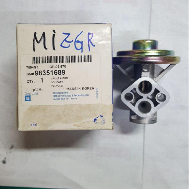 現代 MATIZ 廢氣閥(EGR)