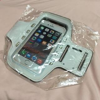LED 發光 手機袋 手機臂套 白色 適用iPhone6/ 6S PLUS 新北市