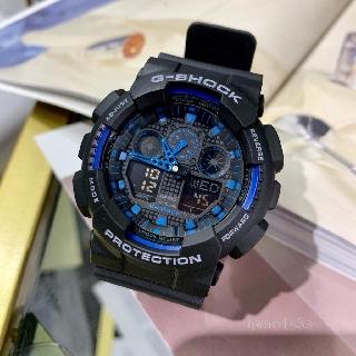 CASIO g-shock 卡西歐三眼系列 卡西歐手錶電子錶 運動電子手錶 男女必備 戶外登山多功能