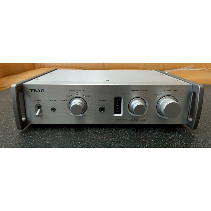 TEAC HA-501 A 類耳機擴大機