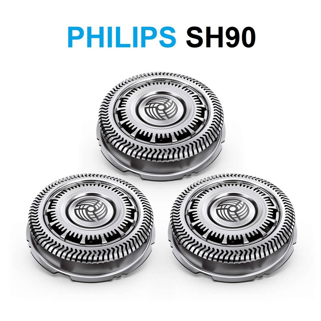 飛利浦 - 散裝Shaver series 9000 剃鬚刀頭 SH90