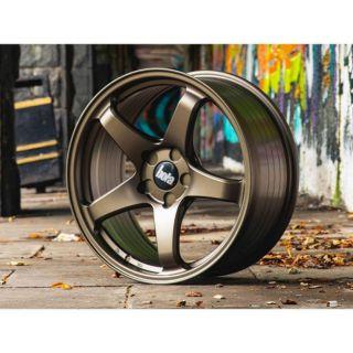 BOLA 18吋5*108古銅色鋁圈~FOCUS KUGA MONDEO V40 V60(起標價非商品實際售價 請洽詢)