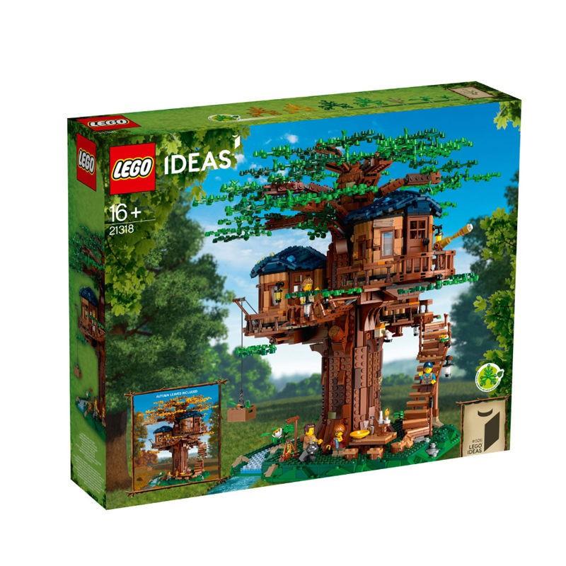 📀舊時光🎞LEGO樂高21318樹屋IDEAS系列森林之樹小屋益智男女孩拼裝積木玩具