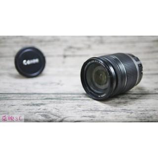 Canon EF-S 18-200mm F3.5-5.6 旅遊鏡 輕微暇疵 C9937 臺南市