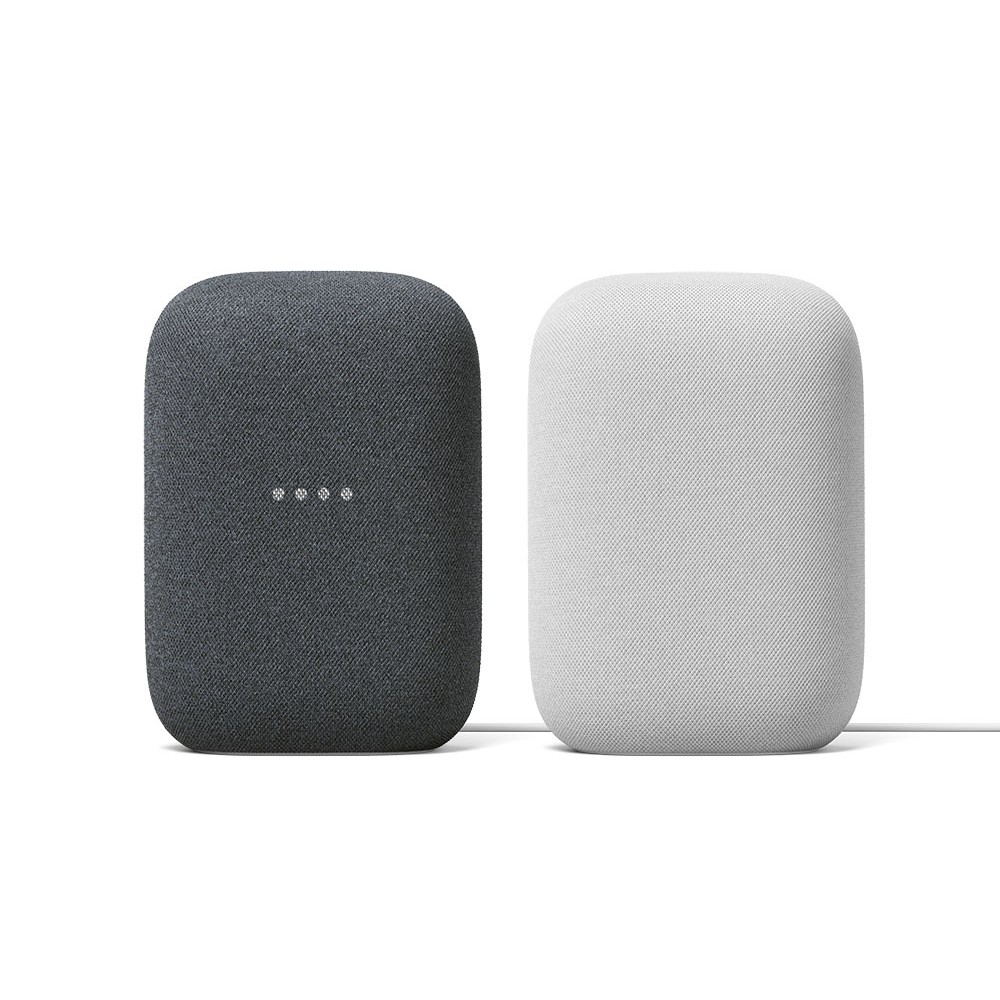 Google Nest Audio J2 6月全民防疫與您再一起 在家一起動嘴不動手!