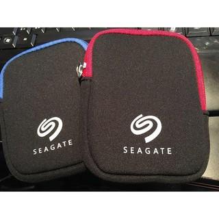 [龍龍3C] 希捷 Seagate 原廠 2.5吋 外接式硬碟 保護包 硬碟包 收納包 隨機出貨 高雄市