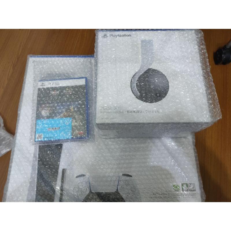 SONY PS5 主機 台灣公司貨 禮包組合
