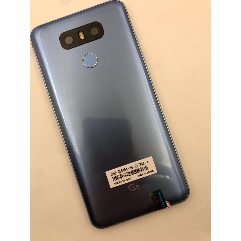 LG G6(4G/64G)福利機  美版支援4G 極新2K解析度頂級LCD熒幕