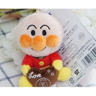 麵包超人 細菌人 紅精靈 鑰匙圈 書包 背包 娃娃 掛飾 吊飾 ~恩恩購物城~ 臺北市