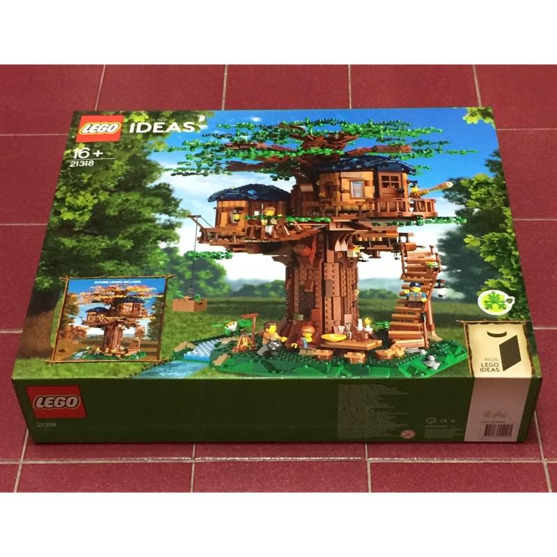 《全新現貨》樂高 LEGO 21318 IDEAS系列 樹屋