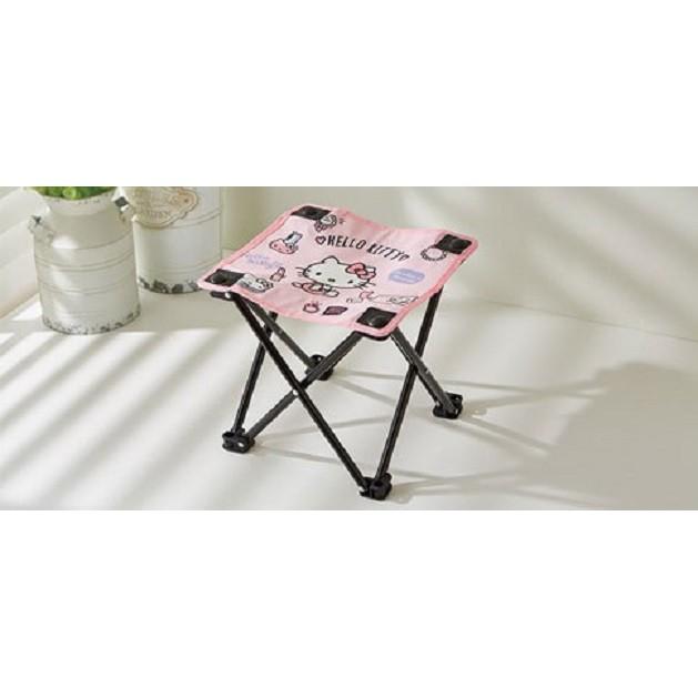 現貨 SOGO百貨來店禮 Hello Kitty凱蒂貓 休閒好攜帶摺疊椅 (全新品)