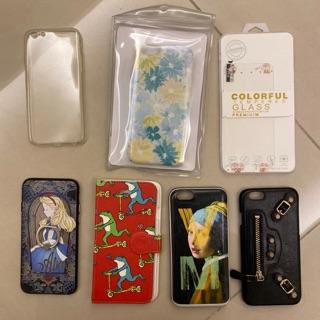 🇯🇵日本帶回二手iPhone6.6s手機殼出清 桃園市