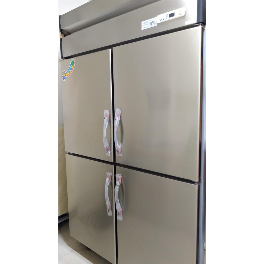[二手近全新] 四門式風冷上凍下藏冰箱/冷凍庫冰箱/營業用冰箱/家用冰箱