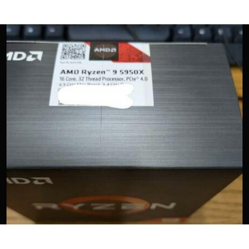 全新 AMD Ryzen 9 5950X台灣公司貨,現貨可刷卡