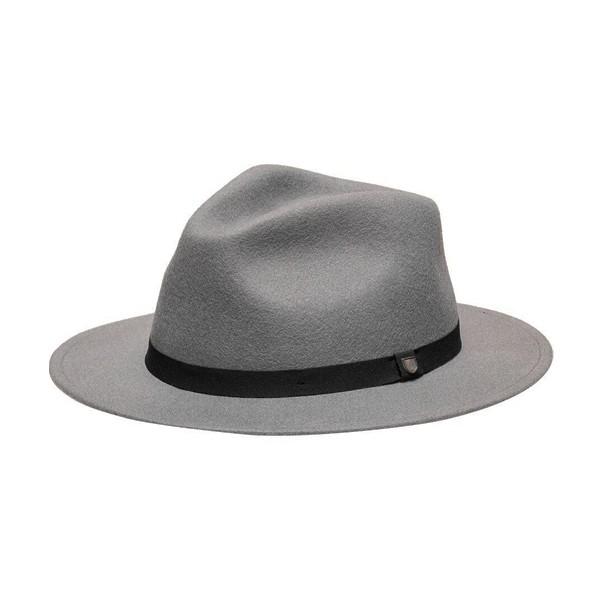 Brixton Messer Packable Fedora 紳士帽《Jimi Skate Shop》